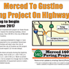Paving Project on Highway 140